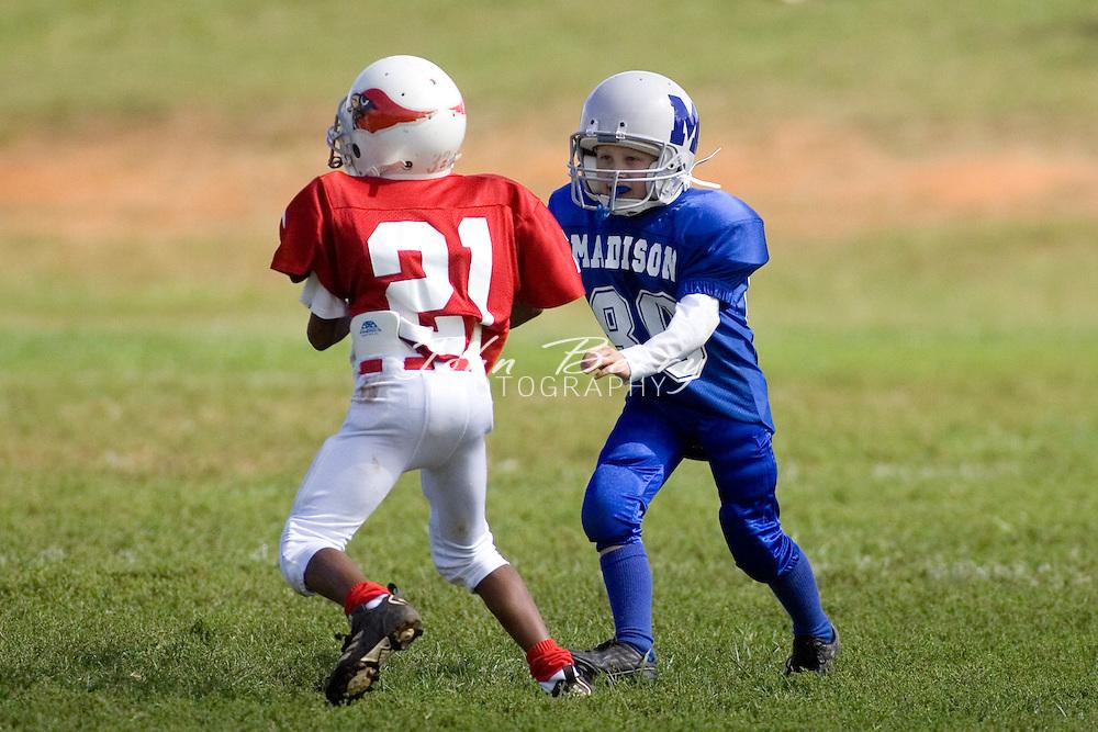 MPR Minor Football .Madison Blue vs Cardinals .September 16, 2006