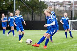 - Mandatory by-line: Paul Knight/JMP - 24/11/2016 - FOOTBALL - Bristol City Community Trust - BCCT EFL Girls Cup