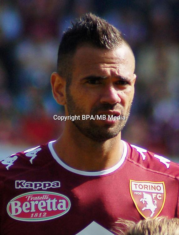 Italian League Serie A -2016-2017 / <br /> ( Torino FC  ) - <br /> Leandro Castan da Silva &quot; Leandro Castan &quot;