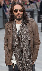 © licensed to London News Pictures. London, UK 10/06/2012. Russell Brand attending to European premiere of Rock of Ages today in Leicester Square (10/06/12). Photo credit: Tolga Akmen/LNP