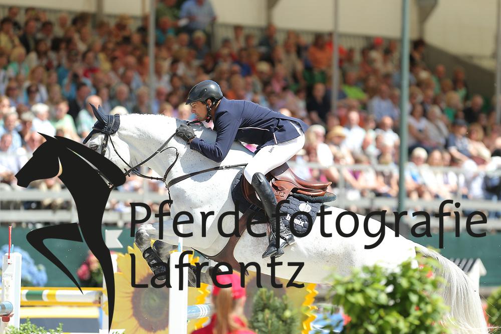 Muff, Theo, Saphyr des Lacs<br /> Nörten-Hardenberg - Burgturnier<br /> Grosser Preis<br /> © www.sportfotos-lafrentz.de/ Stefan Lafrentz