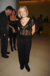 MARIELLA FROSTRUP at 'Not Another Burns Night' in association with CLIC Sargebt and Children's Hospice Association Scotland held at ST.Martins Lane Hotel, London on 3rd March 2008.<br />
