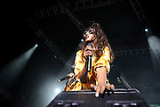 M.I.A. performing at HARD NYC in South Island Field at Governors Island, NYC. July 24, 2010. Copyright © 2010 Matt Eisman. All Rights Reserved.
