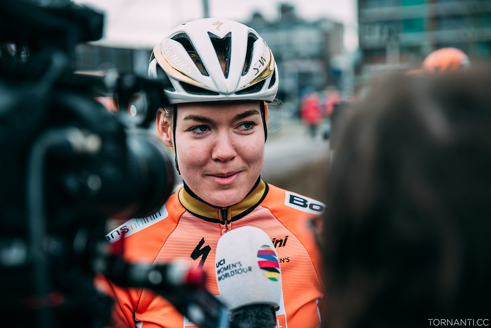 Women&rsquo;s WorldTour Ronde van Drench - March 11, 2018<br /> <br /> Photo: Eloise Mavian / Tornanti.cc