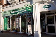 Specsavers opticians shop, Felixstowe