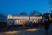 Charity Gala Reception in aid of the Neuroblastoma Society, Bada Antiques and Fine art Fair. Duke of York Sq.  Sloane Sq. London. 19 March 2014.