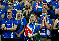 The delusion of Iceland supporters. delusione tifosi<br /> Paris 03-07-2016 Stade de France Football Euro2016 France - Iceland / Francia - Islanda Quarter finals <br /> Foto Matteo Ciambelli / Insidefoto