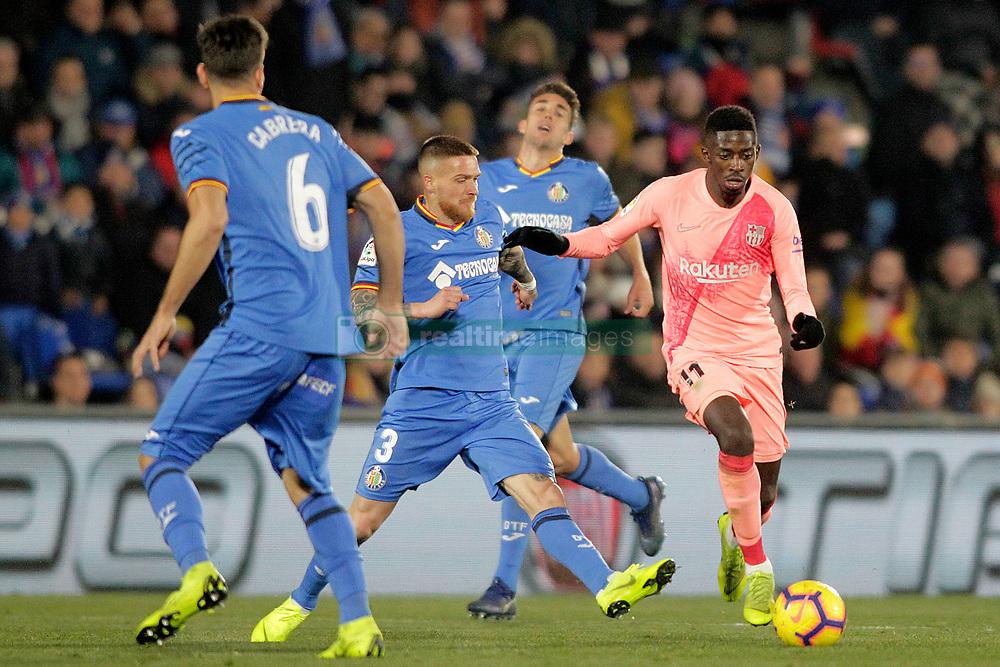 صور مباراة : خيتافي - برشلونة 1-2 ( 06-01-2019 ) 664964-019