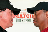 2018 The Match: Tiger vs Phil - Shadow Creek Golf Course, Las Vegas, NV