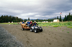 AK: Lake Clark National Park, Alaska, tour for bear viewing   .Photo Copyright: Lee Foster, lee@fostertravel.com, www.fostertravel.com, (510) 549-2202.Image: akbear218