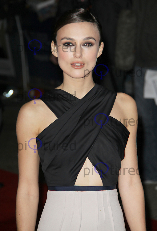Keira Knightley A Dangerous Method premiere at the 55th BFI London Film Festival, Odeon West End Cinema, Leicester Square, London, UK. 24 October 2011.  Contact: Rich@Piqtured.com +44(0)7941 079620 (Picture by Richard Goldschmidt)