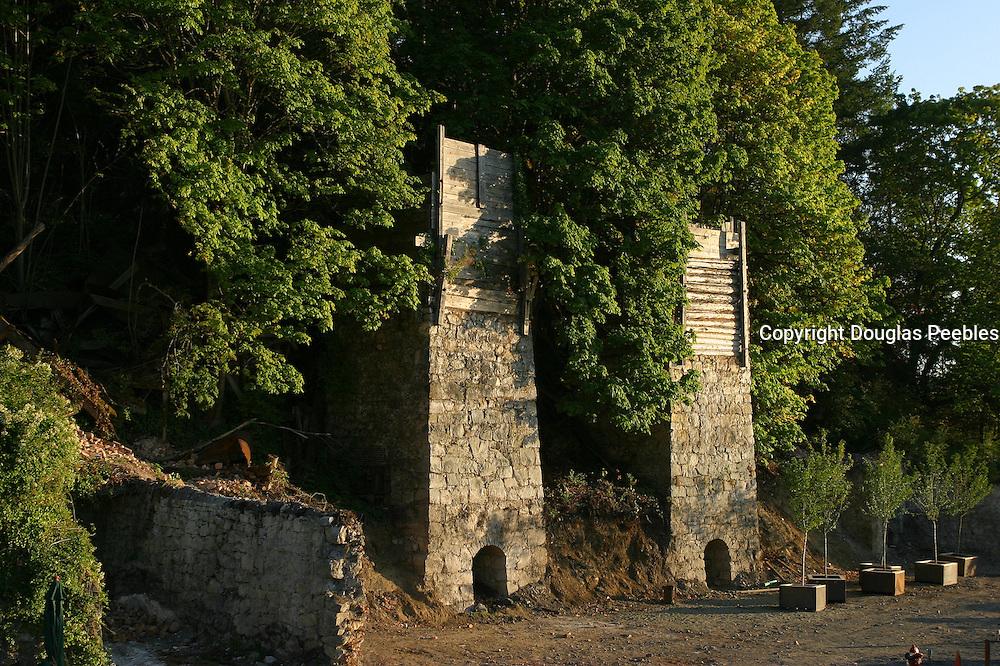 Lime Kiln, Roche Harbor, San Juan Island, Washington<br />