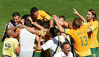 Jubel Australien 2:1<br />