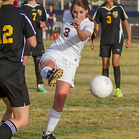 4-25-14 BHS Girls Soccer vs Prairie Grove