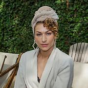 NLD/Amsterdam/20190501 - Perspresentatie cast Onze Jongens in Miami, Eva Wijdeven