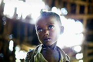 Dazed and hungry, Banshanke Wokisa endures the physical and mental torture that hunger brings. Children without a reason to smile or the strength to play is one of the saddest things to witness.<br /> <br /> Wolaitta district, Ethiopia