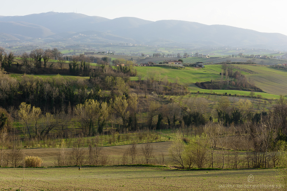 View from Casale Satriano