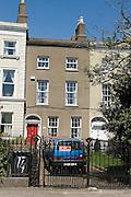The Birthplace of Bram Stoker, author of Dracula, 15 Marino Crescent, Clontarf, Dublin, Ireland