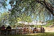 IPNC Lunch at Big Table farm, Gaston, Willamette Valley, Oregon