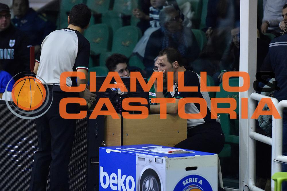 DESCRIZIONE : Campionato 2014/15 Sidigas Scandone Avellino - Virtus Acea Roma<br /> GIOCATORE : Manuel Mazzoni<br /> CATEGORIA : Instant Replay TV<br /> SQUADRA : AIAP<br /> EVENTO : LegaBasket Serie A Beko 2014/2015<br /> GARA : Sidigas Scandone Avellino - Virtus Acea Roma<br /> DATA : 13/12/2014<br /> SPORT : Pallacanestro <br /> AUTORE : Agenzia Ciamillo-Castoria / GiulioCiamillo<br /> Galleria : LegaBasket Serie A Beko 2014/2015<br /> Fotonotizia : Campionato 2014/15 Sidigas Scandone Avellino - Virtus Acea Roma<br /> Predefinita :Predefinita :