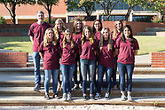 OC Women's Cross Country Team and Individuals - 2017 Season