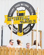 Guests sit outside of Bentonville Brewing Company on Friday, February 19, 2016, in Bentonville, Arkansas. Beth Hall for the New York Times