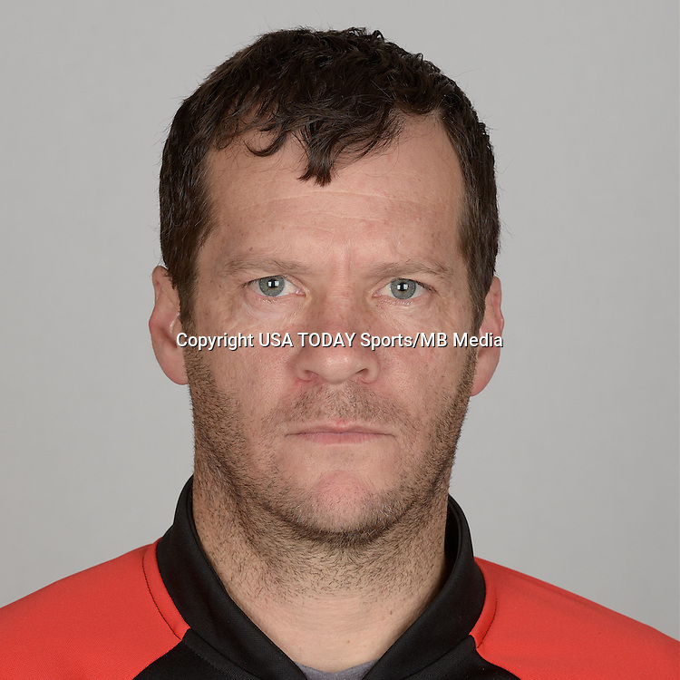 Feb 25, 2016; USA; D.C. United coach Amons Magee poses for a photo. Mandatory Credit: USA TODAY Sports