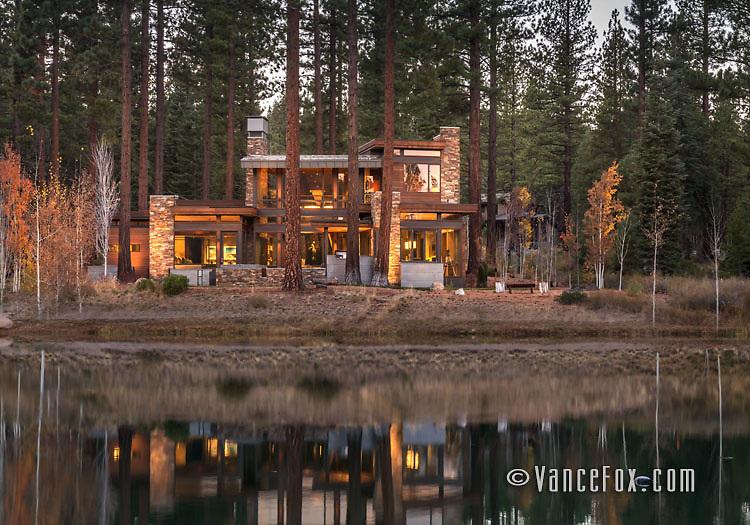 Martis Camp Home 300, Martis Camp, Truckee, Ca by JLS Design. Vance Fox Photography
