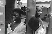 Adampson Street children, Togo