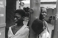 Adampson Street children, Togo
