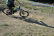 Mondiali di Dowhill in Val di Sole, prove libere, Comezzadura 8 settembre 2016 © foto Daniele Mosna