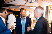 August 15, 2019:  Monterey Car Week, Emanuele Pirro
