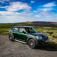 Pictures show the Bowker Mini Countryman shot on Location at Jeffrey Hill, Longton near Preston, Lancashire, <br /> Pictures by Paul Currie<br /> www.paulcurriephotos.com