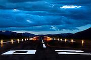 Manhuacu - MG, 19/04/2007..Imagens aereas da obra de reforma e ampliacao do aeroporto da cidade de Manhuacu realizado pela construtora Conserva - Aeroporto ..FOTO: BRUNO MAGALHAES / AGENCIA NITRO
