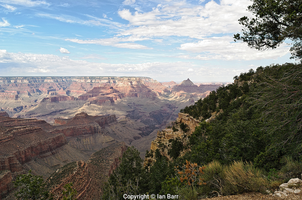 View from Hermits Rest,Grand Canyon National Park,Arizona.