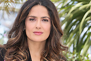 """salma Hayek"" Photocall -  17 May 2014 - 67 Cannes Film Festival"