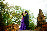 Chiang Mai Thailand - K&amp;B's prewedding (prenuptial, engagement session) at Wiang Kum Kam in Chiang Mai, Thailand.<br /> <br /> Photo by NET-Photography<br /> Chiang Mai Thailand Wedding Photographer<br /> info@net-photography.com<br /> <br /> View this album on our website at http://thailand-wedding-photographer.com/karen-bills-pre-wedding-chiang-mai-thailand/?utm_source=photoshelter&amp;utm_medium=link&amp;utm_campaign=photoshelter_photo