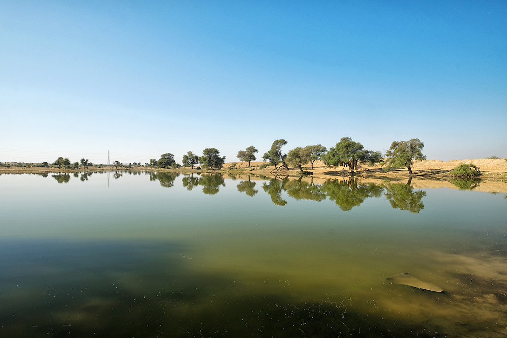 Jassie Oasis in Jaisalmer of Rajathan State, India