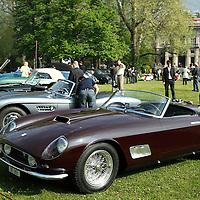 1958 Ferrari 250 GT California Spider Scaglietti, Concorso d'Eleganza Villa d'Este Italy 2010