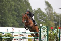 Loven, Philip, Zatascha N<br /> Elmshorn - Holsteiner Pferdetage<br /> Spezialspringpferdeprüfung Kl. M Finale 6j.<br /> © www.sportfotos-lafrentz.de/ Stefan Lafrentz