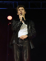 Troye Sivan, The Bloom Tour, Glasgow, Saturday 23rd February 2019<br /> <br /> Pictured: Troye Sivan<br /> <br /> (c) Aimee Todd | Edinburgh Elite media