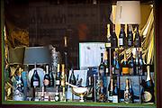 Champagne - Laurent Perrier, Perrier-Jouet, Veuve Clicquot, Krug, Moet and Chandon, Bollinger, Dom Ruinart, Louis Roederer, Pol Roger, Taittinger at specialist shop in Epernay, Champagne-Ardenne, France