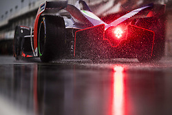 October 19, 2018 - Valencia, Spain - MAHINDRA RACING Team during the Formula E official pre-season test at Circuit Ricardo Tormo in Valencia on October 16, 17, 18 and 19, 2018. (Credit Image: © Xavier Bonilla/NurPhoto via ZUMA Press)