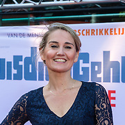 NLD/Amsterdam/20160717- Premiere Huisdiergeheimen, Peggy Vrijens