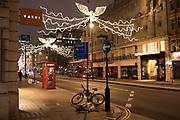 CHRISTMAS LIGHTS London 15 November 2018