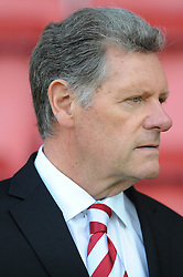 Bristol City director, Doug Harman - Photo mandatory by-line: Dougie Allward/JMP - Mobile: 07966 386802 - 15/11/14 - SPORT - Football - Swindon - The County Ground - Swindon Town v Bristol City - Sky Bet League One