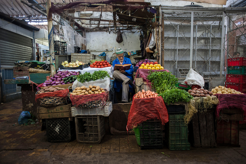 TANGER, MOROCCO - JUN: Travel shots at the Medina of Tanger on June 12th 2013 in Tanger, Morocco. Photo by Xaume Olleros