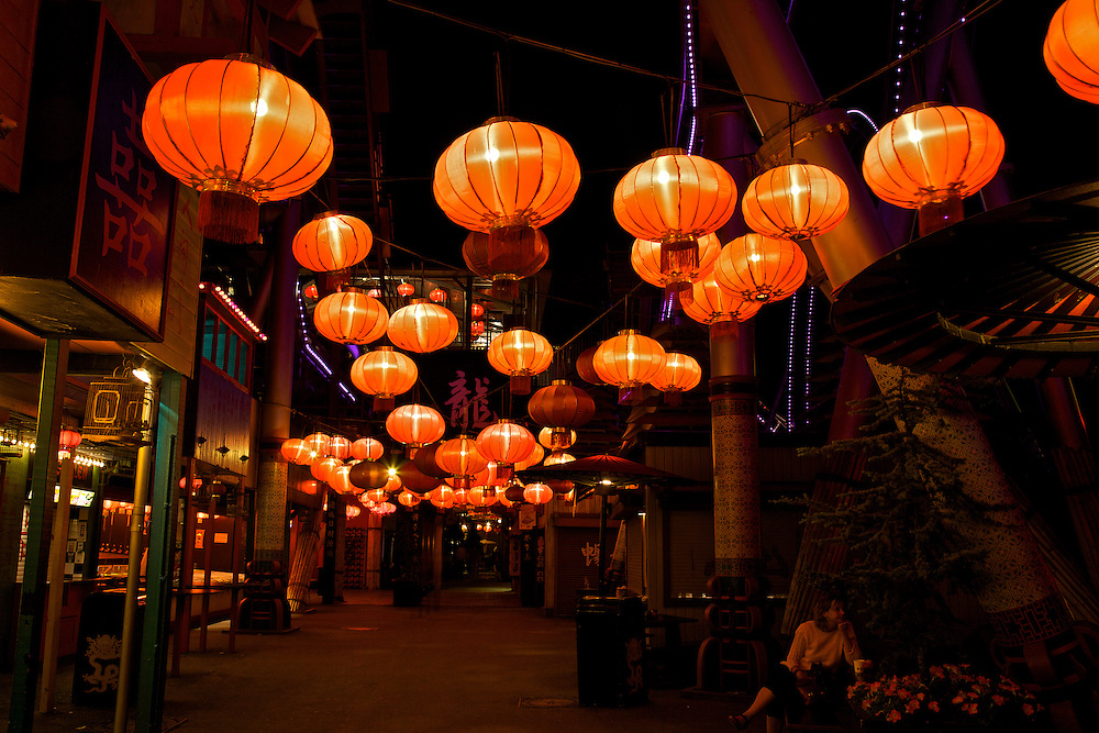 chinese lanterns at tivoli gardens in copenhagen rozanne hakala