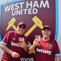 20,04,2019 Premier League West Ham United and Leicester City