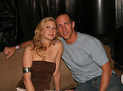 Cris VanAspen & Brad.The Tenants Post Screening Party.Aer Premiere Lounge.New York, NY, USA.Monday, April, 25, 2005.Photo By Selma Fonseca/Celebrityvibe.com/Photovibe.com, .New York, USA, Phone 212 410 5354, .email: sales@celebrityvibe.com ; website: www.celebrityvibe.com...